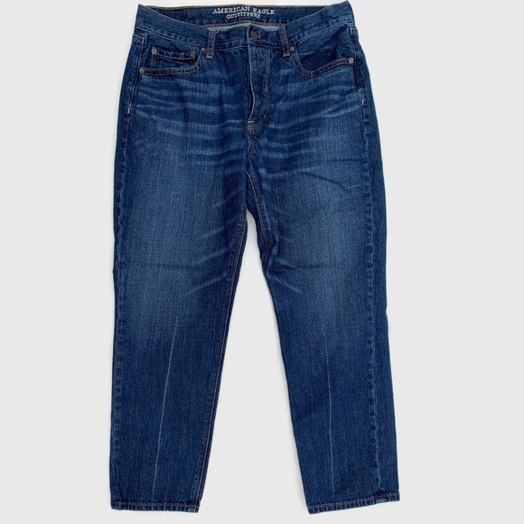 American Eagle Outfitters Denim - American Eagle Vintage High Rise Jeans Button Fly